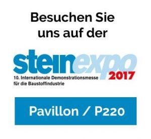 Zum Blog-Eintrag der steinexpo 2017