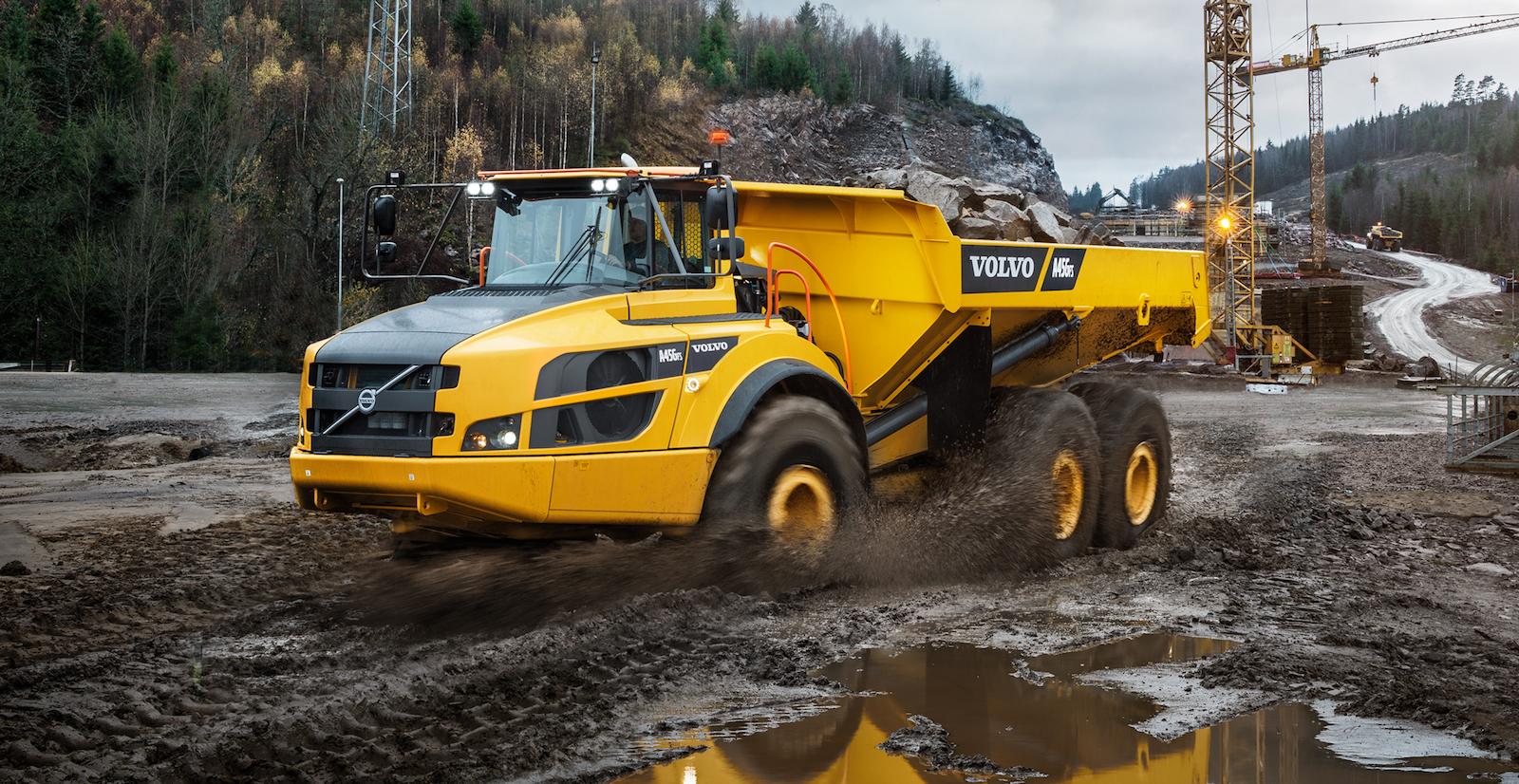 Volvo Dumper a45gfs
