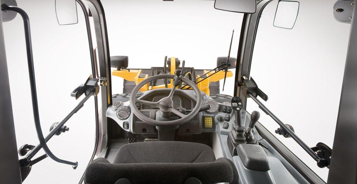 volvo kompaktradlader l20f