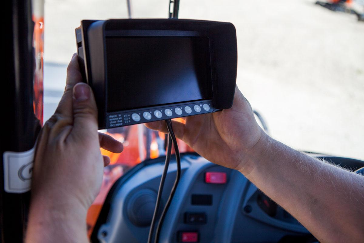 Orlaco Kamerasystem EWJ